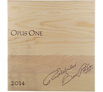Opus One Wine - 1.5 Liter