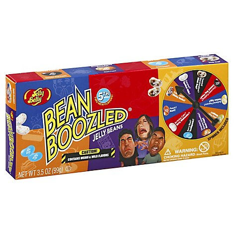 Jelly Belly Jelly Beans Bean Boozled Spinner Gift Box - 3.5 Oz