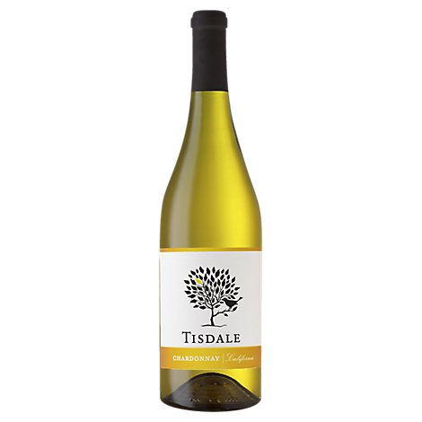 Tisdale Vineyards Chardonnay White Wine - 750 Ml