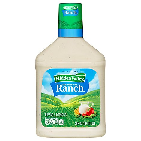 Hidden Valley The Original Ranch Dressing - 36 Fl. Oz.