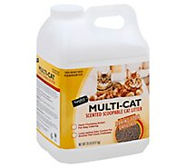 Signature Pet Care Cat Litter Scented Multiple Cat - 20 Lb