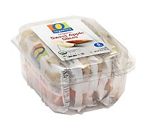 O Organics Organic Apples Sliced - 5.2 Oz
