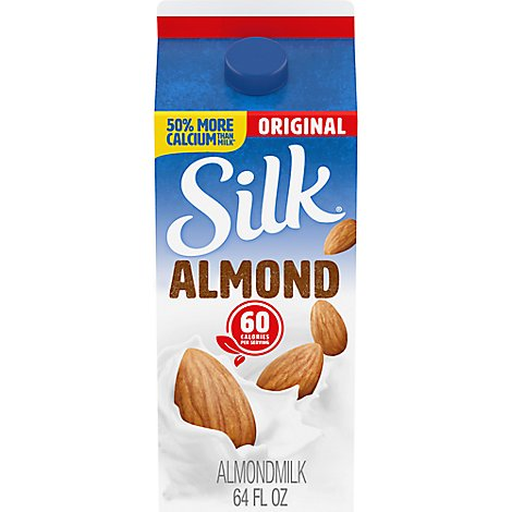 Silk Almondmilk Original - 64 Fl. Oz.