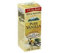 Spice Islands Extract Pure Vanilla - 2 Oz