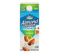 Blue Diamond Almonds Almond Breezemilk Original - 64 Fl. Oz.