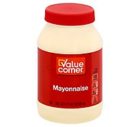 Value Corner Mayonnaise - 30 Fl. Oz.