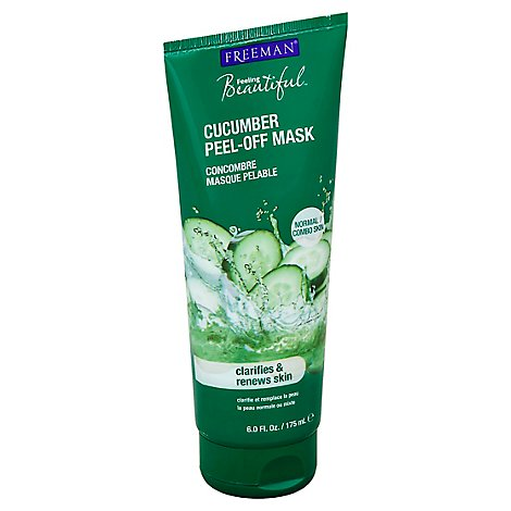 Freeman Feeling Beautiful Peel-Off Mask Cucumber - 6 Fl. Oz.