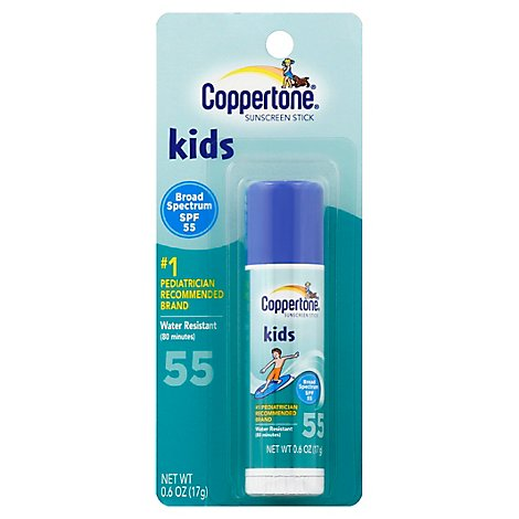 Coppertone Kids SPF 55 - .6 Oz