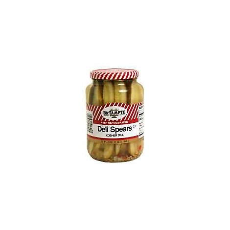 Ba-Tampte Deli Spears - 32 Oz