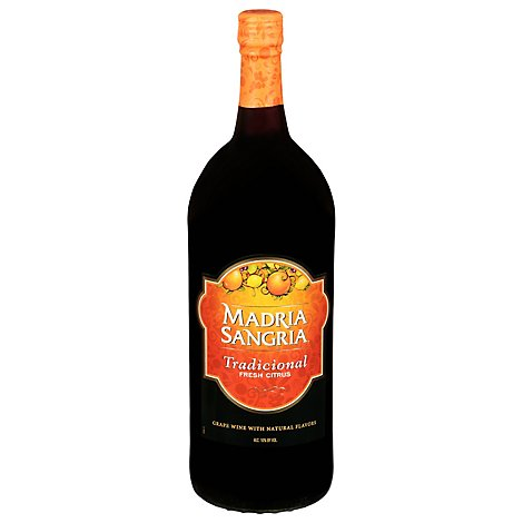 Madria Sangria Red Wine - 1.5 Liter