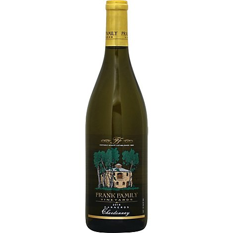 Frank Family Chardonnay Wine - 750 Ml