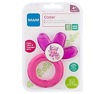 MAM Teether Cooler 4 Months Plus - 1 Count