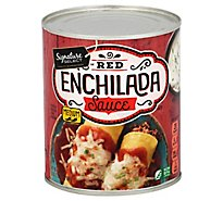 Signature SELECT Enchilada Sauce Red Medium Can - 28 Oz