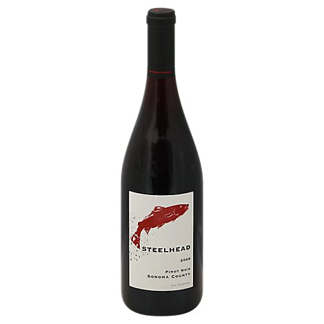 Steelhead Pinot Noir Wine - 750 Ml
