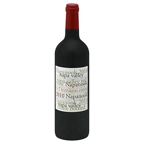 Dominus Napanook Red Wine - 750 Ml