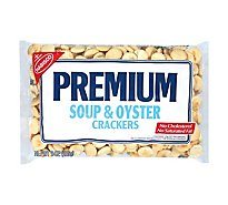 PREMIUM Crackers Soup & Oyster - 9 Oz