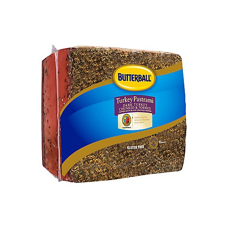 Butterball Turkey Pastrami - 0.50 LB