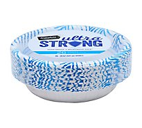 Signature SELECT Bowls Paper Coated Ultra Strong 20 Ounces Wrapper - 26 Count