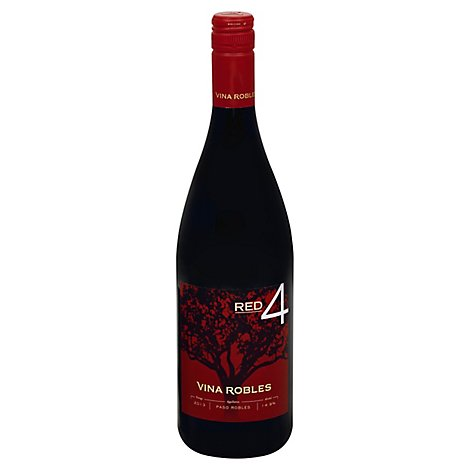 Vina Robles Red Wine - 750 Ml