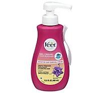 Veet Hair Remover Legs & Body Gel Cream - 13.5 Fl. Oz.