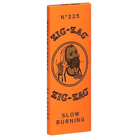 Zig Zag French Orange Cigarette Papers - Each
