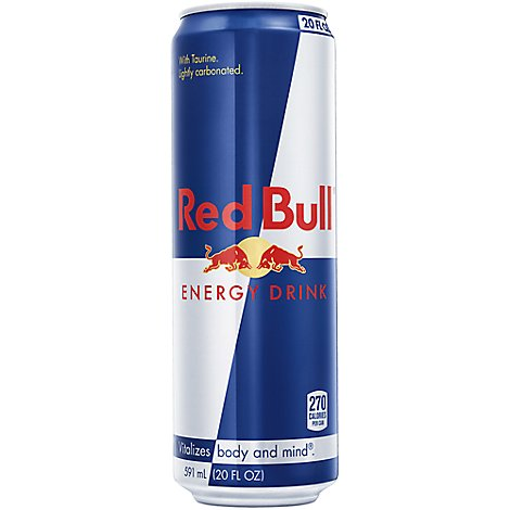 Red Bull Energy Drink - 20 Fl. Oz.