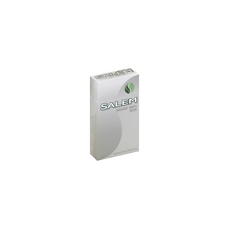 Salem Cigarettes Menthol Ultra Lights 100s Box - Pack