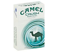 Camel Cigarettes Menthol Lights Box - Pack