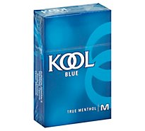 KOOL Cigarettes Mild Menthol Kings Box - Pack