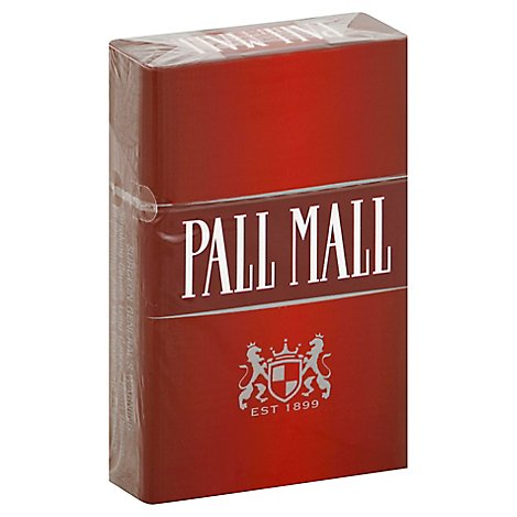 Pall Mall Cigarettes Full Flavor King Box - Pack