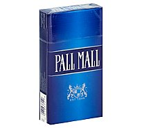 Pall Mall Cigarettes Light 100s Box - Pack