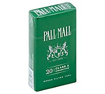 Pall Mall Cigarettes Light Menthol 100s Box - Pack