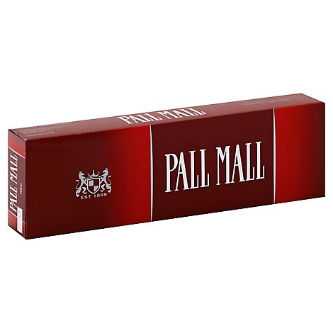 Pall Mall Full Flavor King Box Cigarettes - Carton