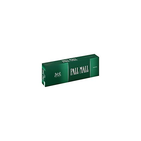 Pall Mall Light Menthol 100s Box Cigarettes - Carton