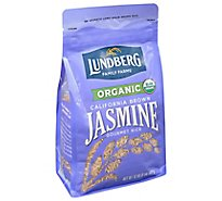 Lundberg Essences Rice Brown California Jasmine - 80 Oz