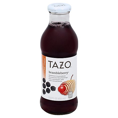 TAZO Herbal Tea Brambleberry - 13.8 Fl. Oz.