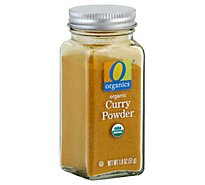 O Organics Organic Curry Ground - 1.8 Oz