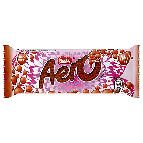 Aero Milk Chocolate - 1.6 Oz