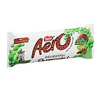 Aero Milk Chocolate Bar Feel The Bubbles Mint - 1.3 Oz