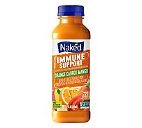 Naked Juice Smoothie Veggies Orange Carrot - 15.2 Fl. Oz.