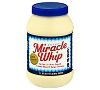Kraft Miracle Whip Dressing Original - 30 Fl. Oz.