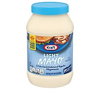 Kraft Mayo Mayonnaise Light - 30 Fl. Oz.