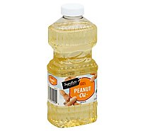 Signature SELECT Oil Peanut Pure - 24 Fl. Oz.