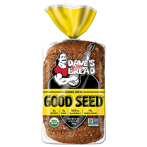 Daves Killer Bread Organic Good Seed - 27 Oz