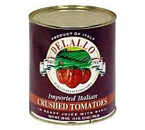 DeLallo Tomatoes Crushed Italian - 28 Oz