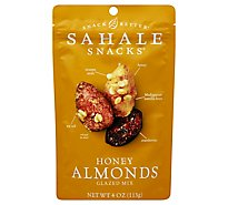 Sahale Snacks Snack Better Almonds Glazed Mix Honey - 4 Oz