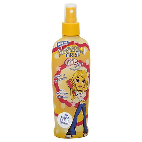 GRISI Manz Kids Detangling Hair Lotion - 8.4 Fl. Oz.