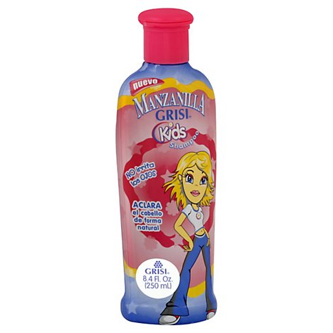 Manzanilla Girls Shampoo - 8.4 Fl. Oz.