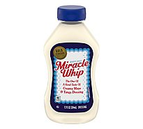 Kraft Miracle Whip Dressing Original - 12 Fl. Oz.