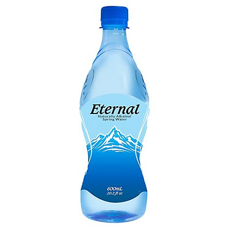 Eternal Spring Water Naturally Alkaline - 20.2 Fl. Oz.